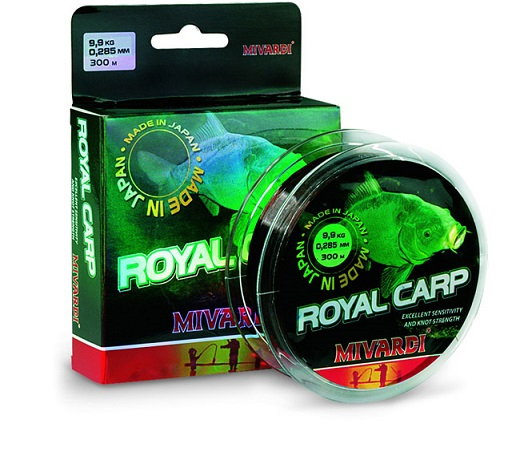 Mivardi - Royal Carp 0,255mm 300m