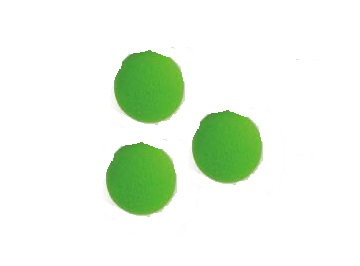 Zig Balls Pop-Up Green