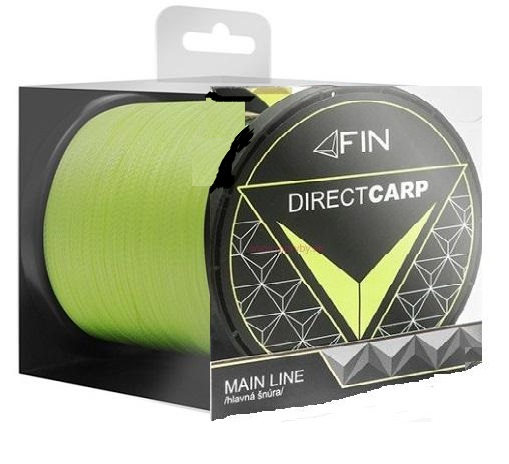 Šnúra Direct Carp - fluo žltá / 0,16 mm / 150 m