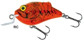 Wobler Salmo Boxer 4SDR / RC
