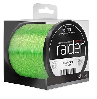 Vlasec Fin RAIDER 0,305 mm / 600 m/ OXIDGREEN