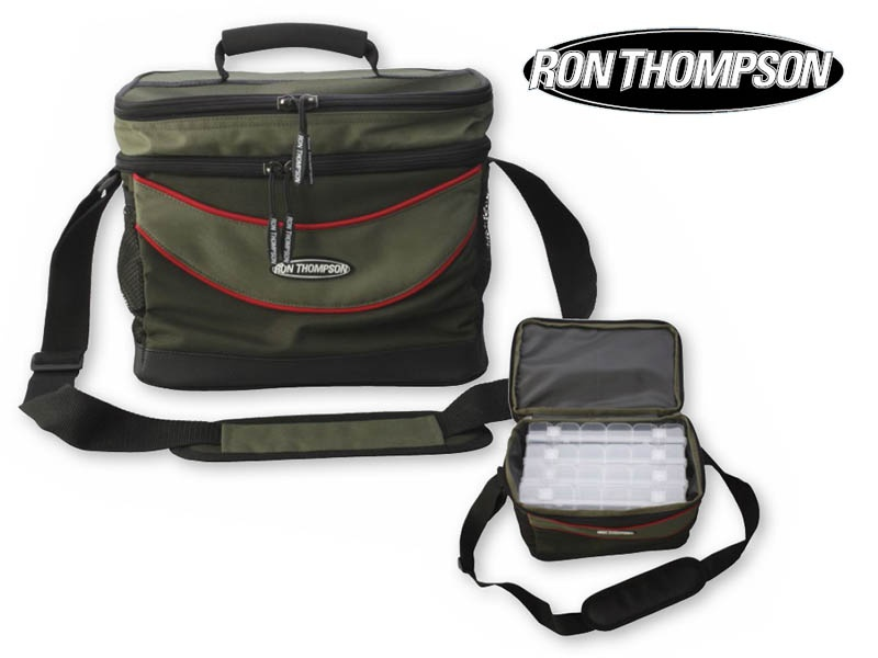 RON THOMPSON ONTARIO BOAT AND BANK BAG