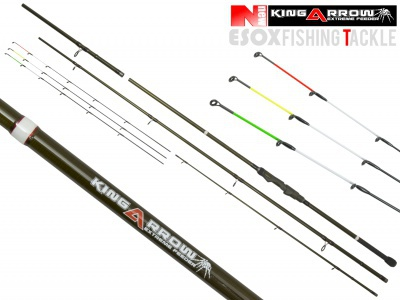 Esox King Arrow Quatro