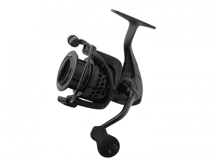 Okuma Custom Black Feeder 40