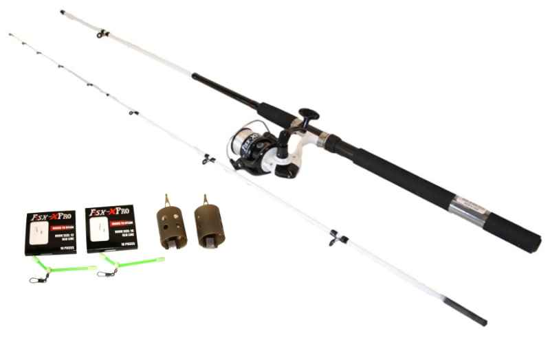 SPORTS Feeder set  FISH - XPRO Winklepicker 2,40m