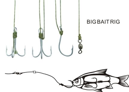 Systém Black Cat Big Bait