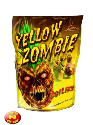 Boilies Radical Yellow Zombie-ananásové