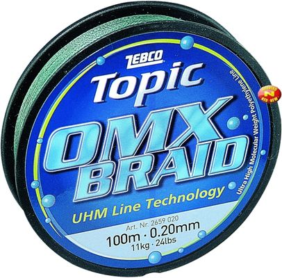 Šnúra - Topic OMX Braid