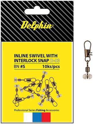 Inline Head Swivel with Interlock