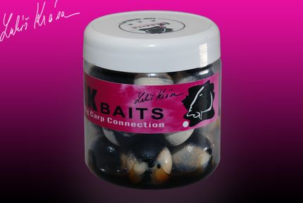 Balanc Boilie Black Protein / Carp Secret