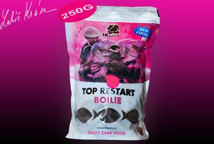 Boilies TopRestart Sea Food 250 g