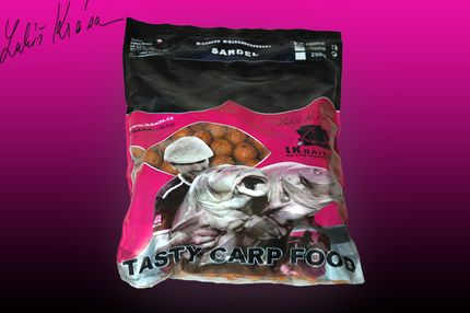 Boilies Economic Sardel 18 mm / 1 kg