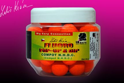 Pop-Up Boilies Fluoro Compot N.H.D.C. 14 mm