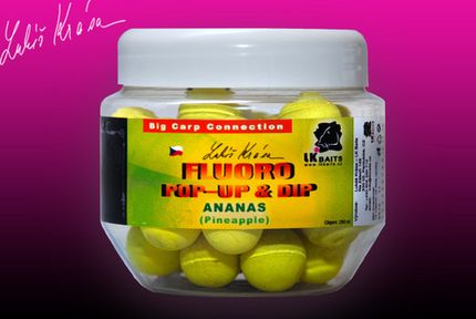 Pop-Up Boilies Fluoro Sweet Pineapple 14 mm