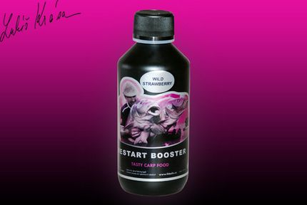 Booster Ice Vanilla 250 ml