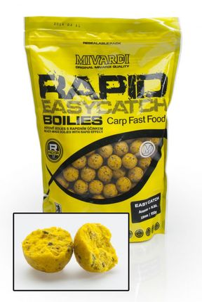Boilies Rapid Easy 18 mm / 950 g