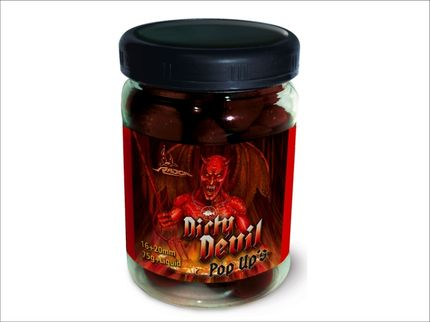Pop-Up Boilies Radical 16+20 mm-Dirty Devil