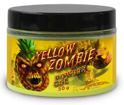 Práškový dip Radical Yellow Zombie Neon Powder