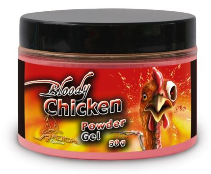 Práškový dip Radical Bloody Chicken Neon Powder