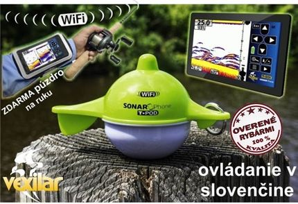 Sonar Vexilar Sonarphone SP100 Wifi