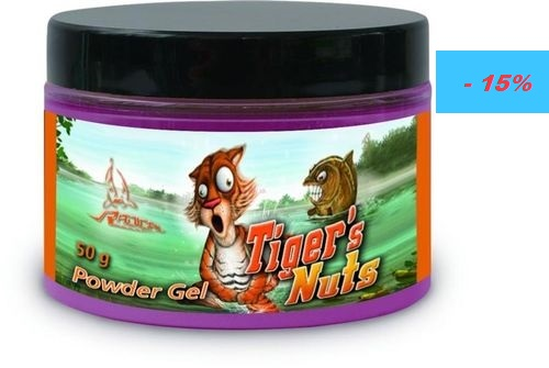 Práškový dip Radical Tiger´s Nuts Neon Powder