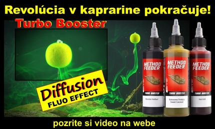 Booster Turbo Diffusion Method/Feeder-100 ml