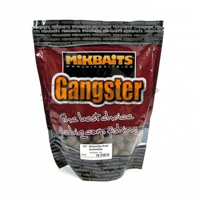 Boilies Gangster G2 1kg