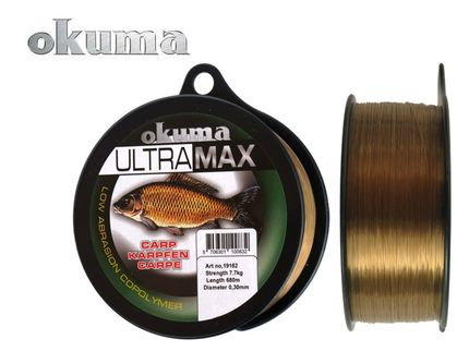 Silon Okuma Ultra Max Carp / 0,30 mm
