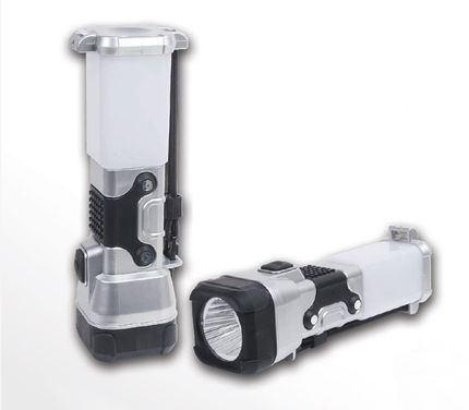 Lampa Camping light 7 LED + 3 LED