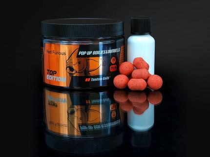 Pop-Up Boilies & Dumbells Top Edition
