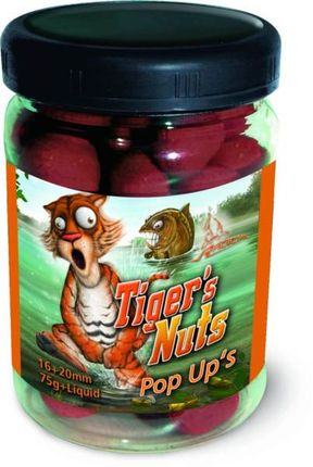 Pop-Up Boilies Radical 16+20 mm-Tiger´s Nuts