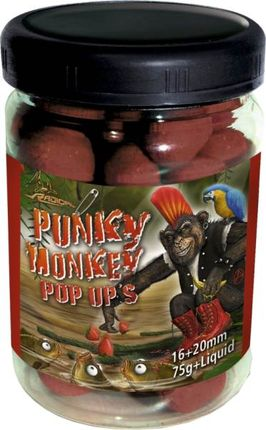 Pop-Up Boilies Radical 16+20 mm-Monkey