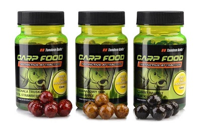 CarpFood Mini Oil Hookers - 12 mm