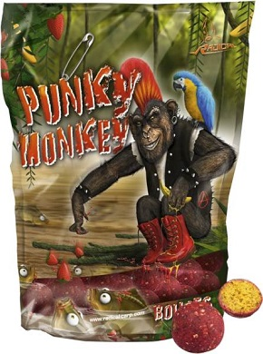 Boilies Radical Punky Monkey / 16 mm