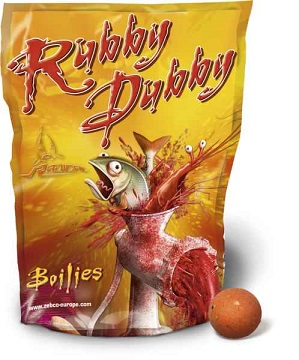 Boilies Radical Rubby Dubby-rybacie / 16 mm