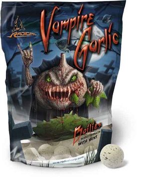 Boilies Radical Vampire Garlic / 24 mm