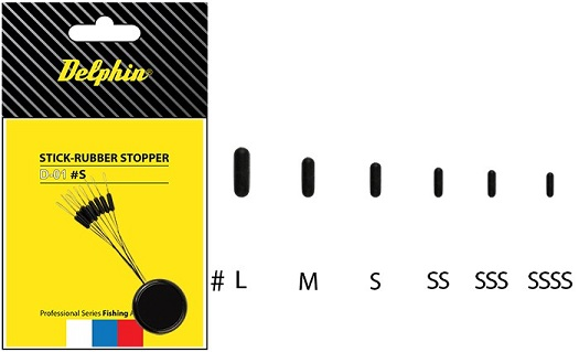 Stick Rubber Stopper / veľ. SSS
