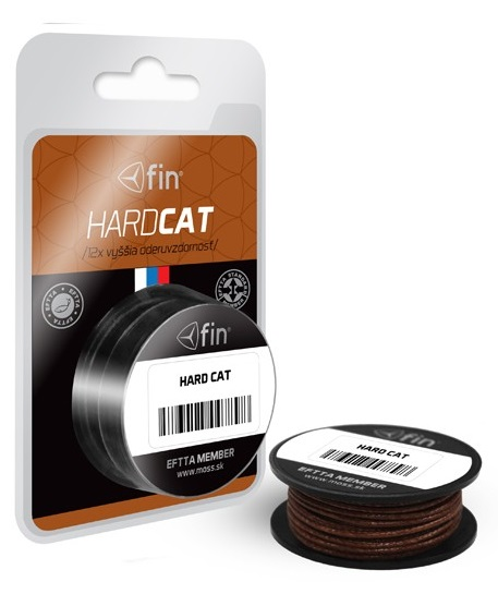 Šnúra FIN Hard CAT / 1,10 mm