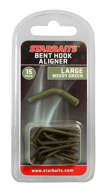 Rovnátko Bent Hook Aligner Large / Weedy Green