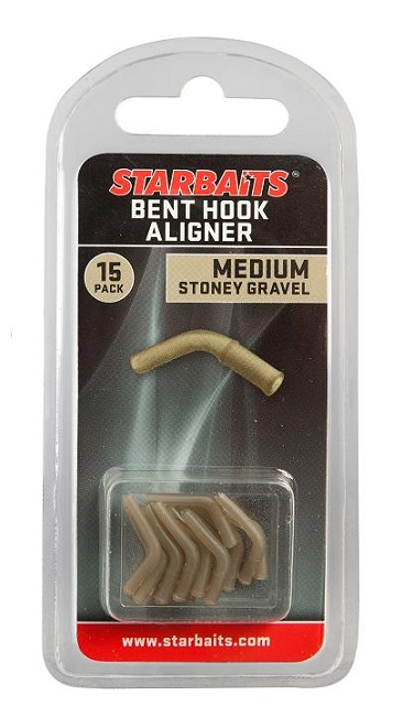Rovnátko Bent Hook Aligner Medium / Stoney Gravel