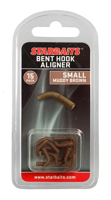 Rovnátko Bent Hook Aligner Small / Muddy Brown