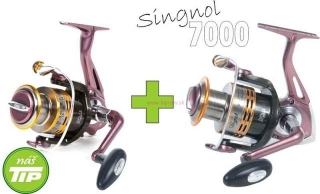 1 + 1 Navijak SINGNOL Super Strong S 6000